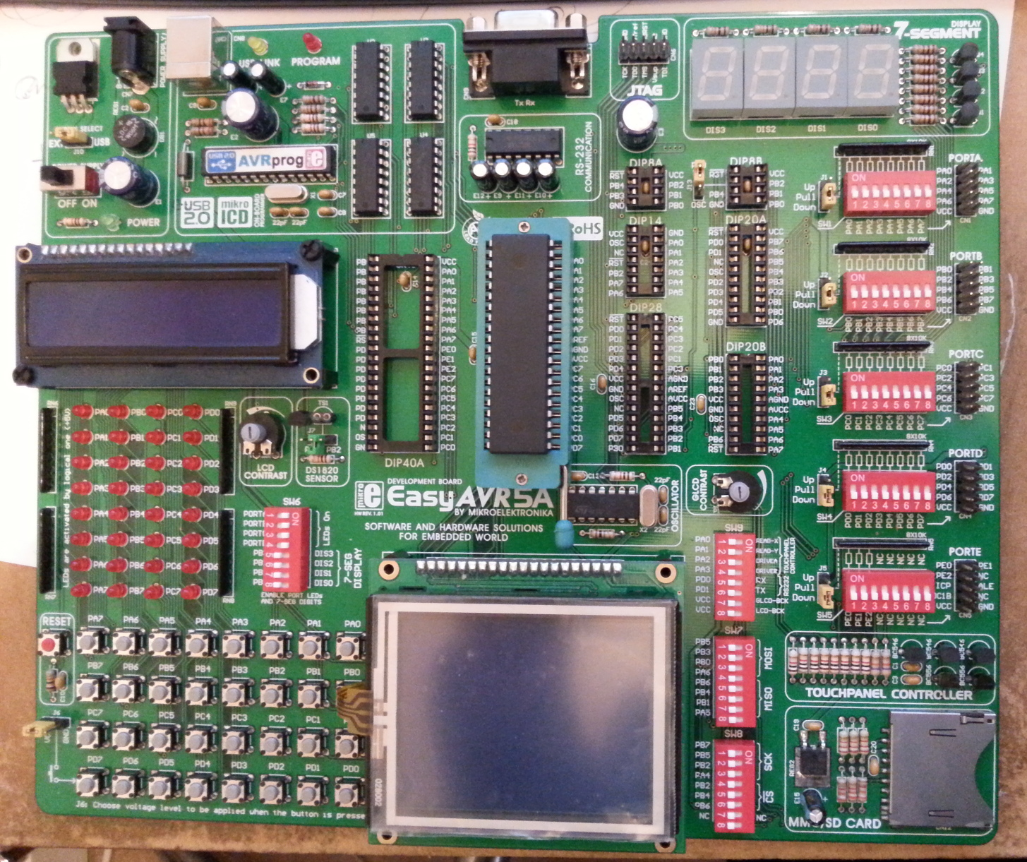 64 The Company Seems To Be Imitating Atmel Usb Programmer Circuit Zif Socket Usbasp Atmega8 4 I Placed It Above
