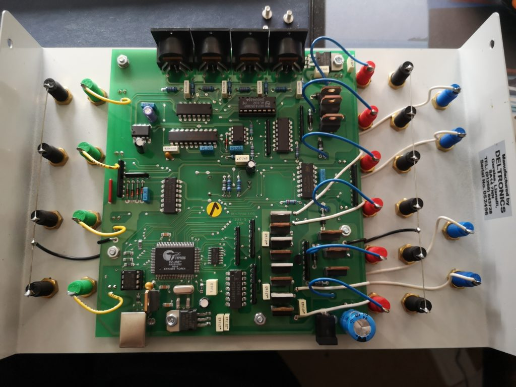 Inside the CoCo Control Box