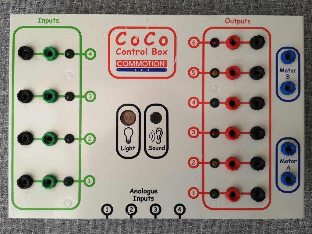 CoCo Control Box
