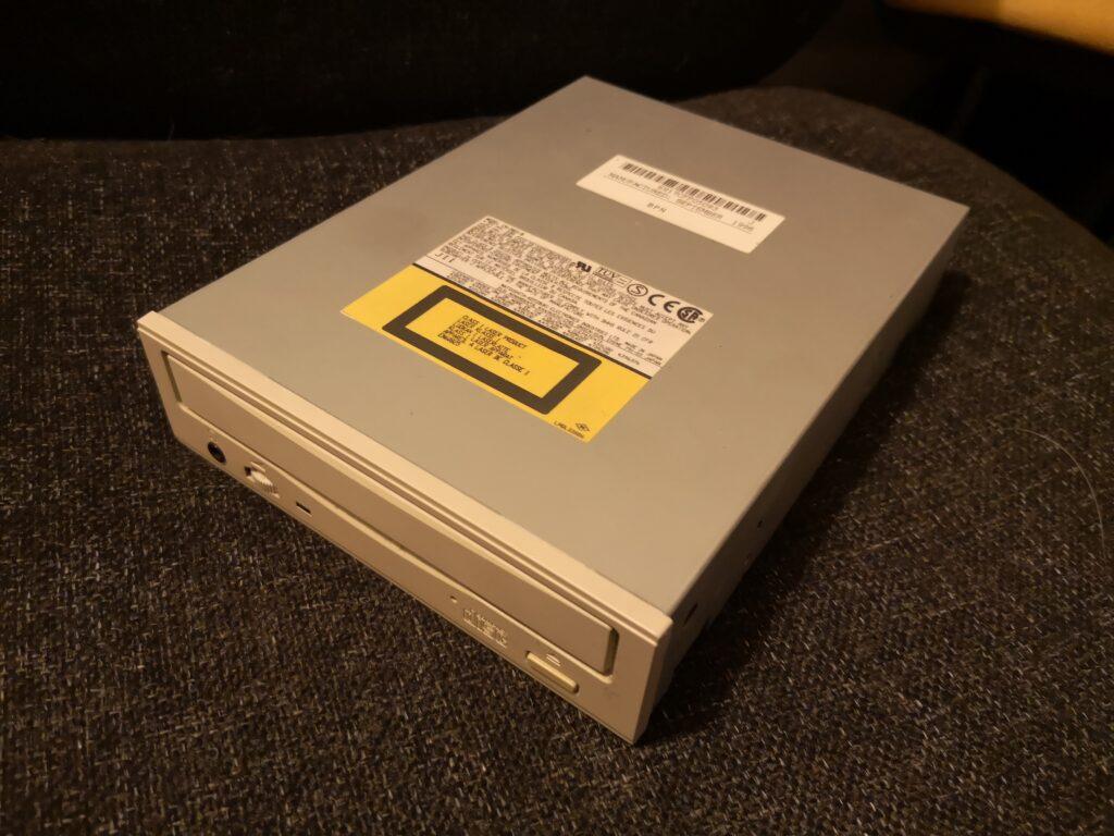 Matsushita CD Drive